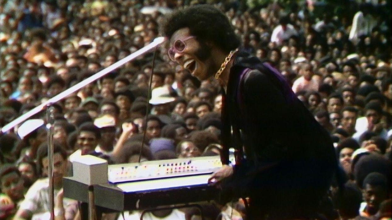'Summer of Soul' is a musical celebration of Black joy