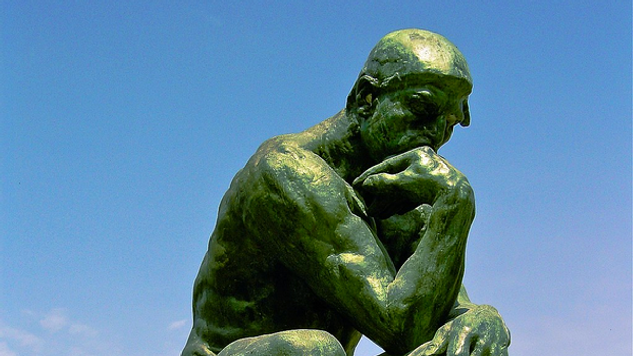 Let's think about 'thinking' before we teach 'critical thinking'