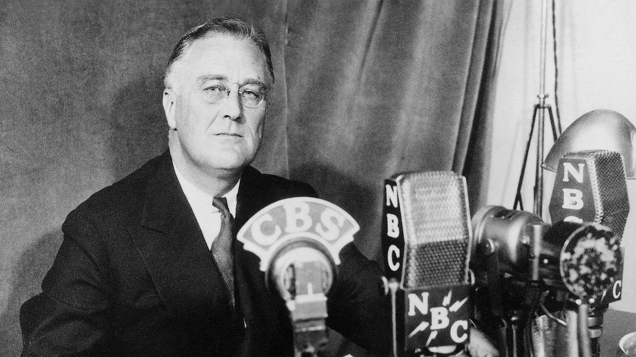 Scathing editorial: While FDR famously warned against 'fear' in 1933, today's Republicans wallow in it