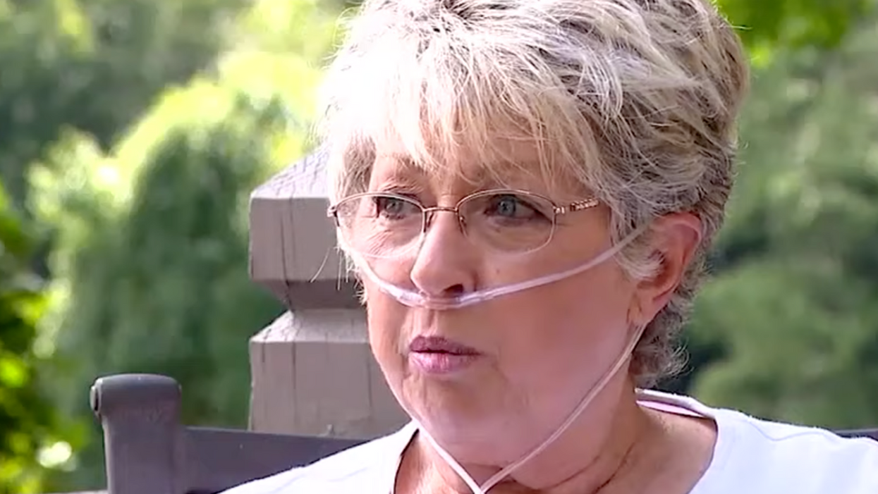 'It's devastating': Unvaccinated woman thought she could 'escape' Covid – now she'll 'never be the same'