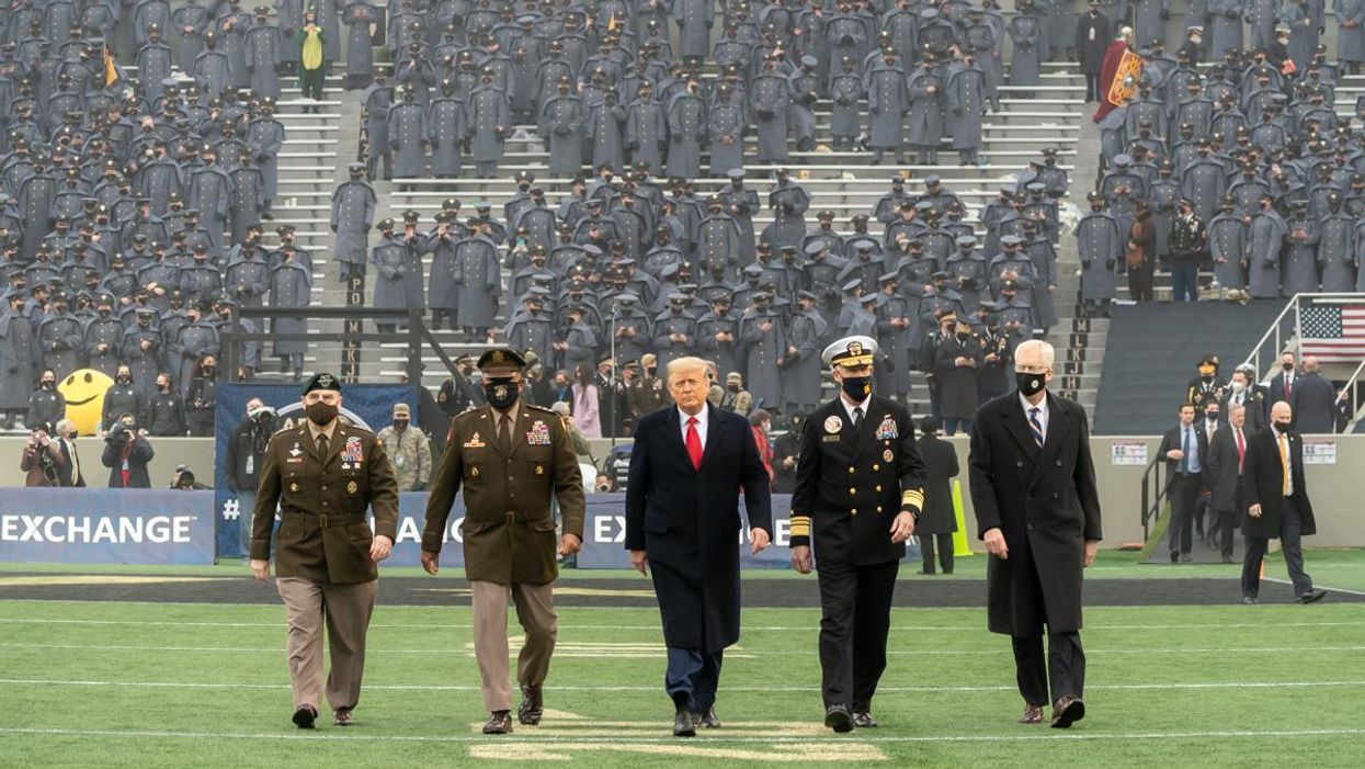 New revelations of a top general's fear of Trump shows just how real his coup threat was