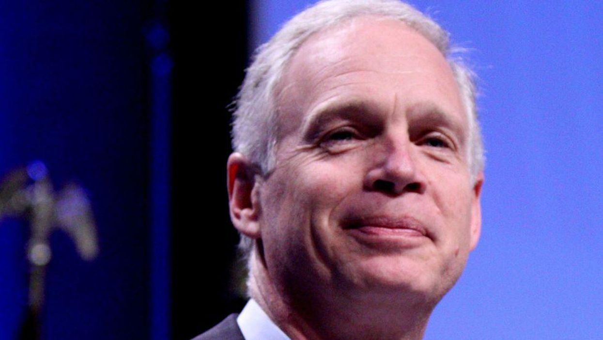 WaPo torches Ron Johnson with a full rundown of his dangerous COVID vaccine misinformation