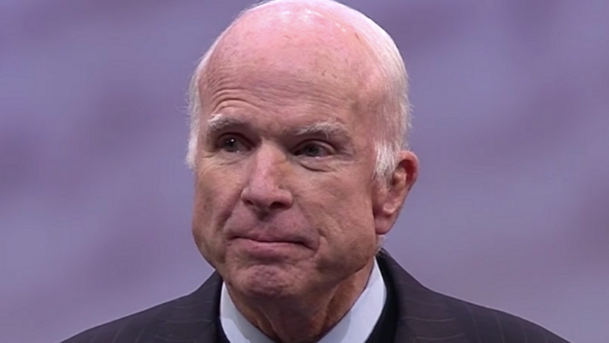 John McCain adviser explains why the Trumpified GOP has become 'the greatest threat since 9/11'