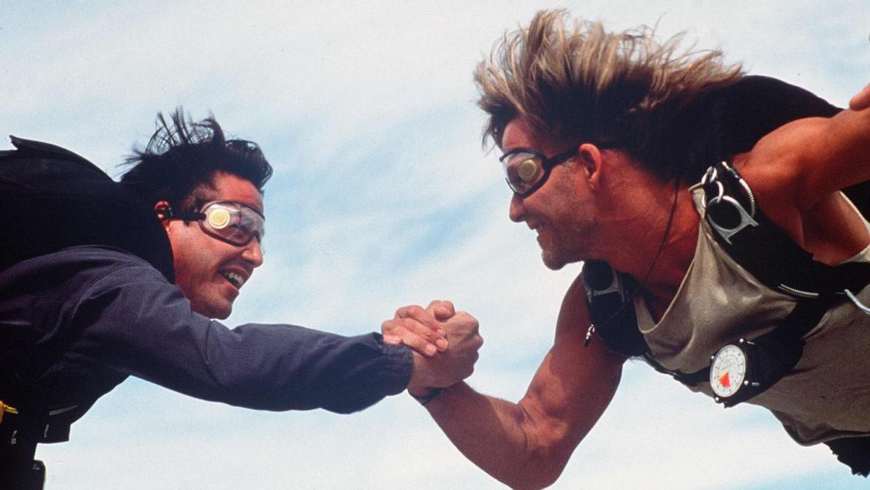 What the cult classic 'Point Break' can teach us about capitalism