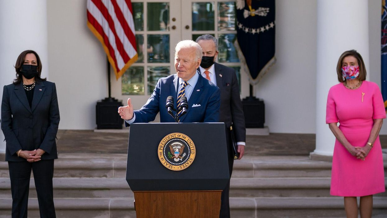 Republicans are caught flat-footed as Biden makes inroads to the heart of Trumpism's appeal