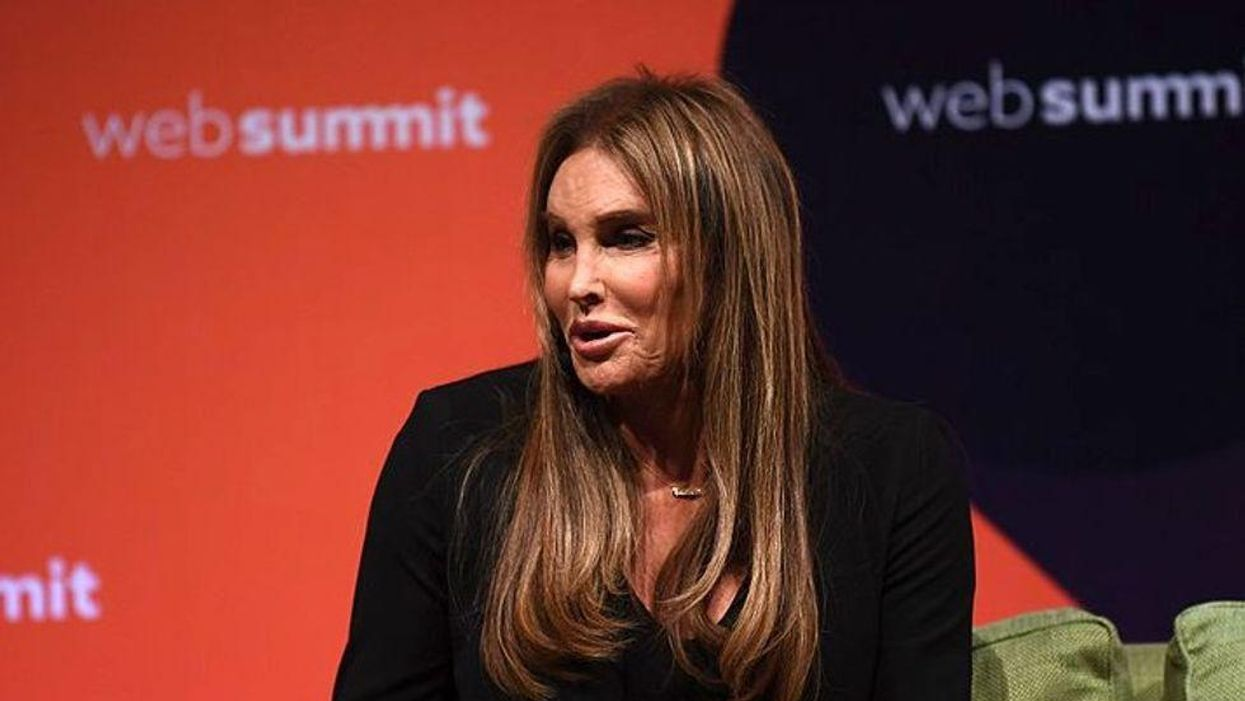Caitlyn Jenner tries to defend plan to leave the US in crucial campaign period to do a reality TV show