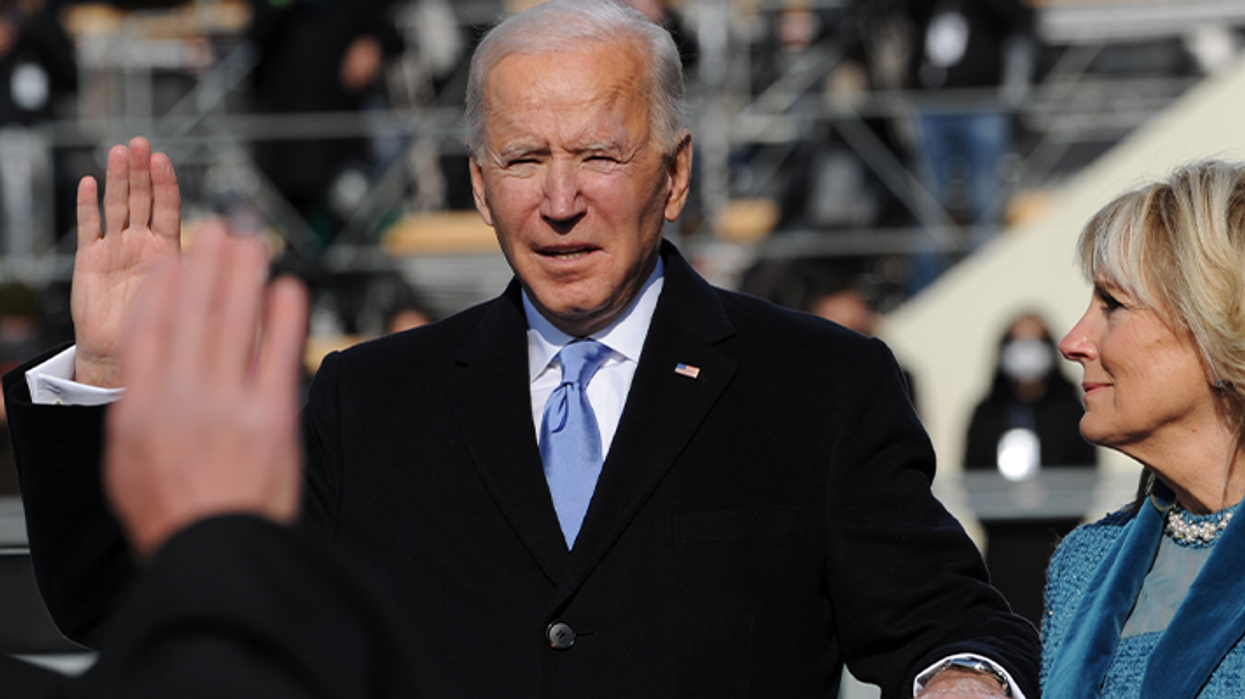 'This is different': New report warns of a 'toxic' anti-Biden backlash