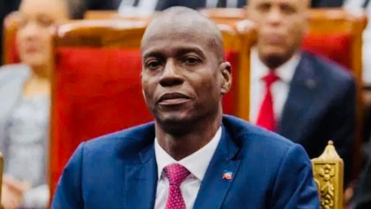 Haitian President Jovenel Moise assassinated overnight in private residence: interim PM's office