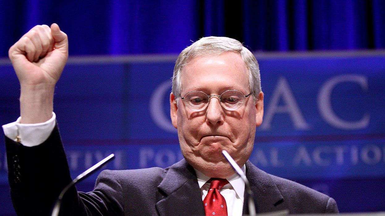 Mitch McConnell just admitted Democrats are to thank for the $4 billion in funds Kentucky is set to receive