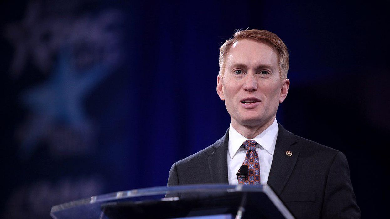 Even ultra-conservative James Lankford isn't pro-Trump enough for the Oklahoma GOP: report