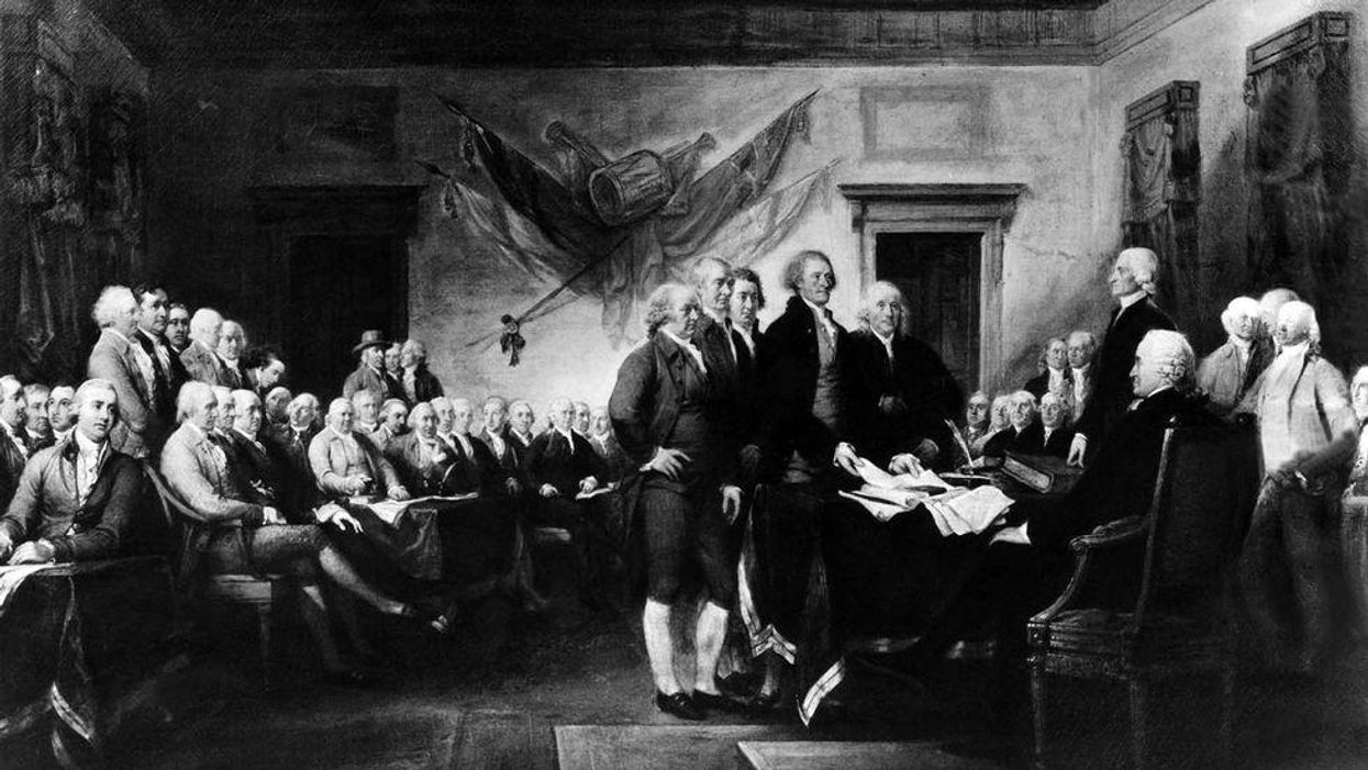 America's founders had a vision of how to prevent tyranny