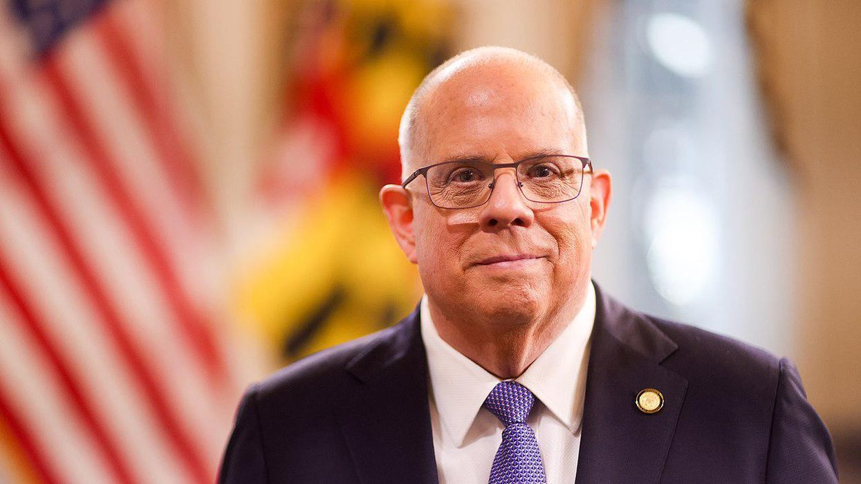 Conservative Maryland governor calls out 'absurd' Republican efforts to 'whitewash' the Jan. 6 insurrection