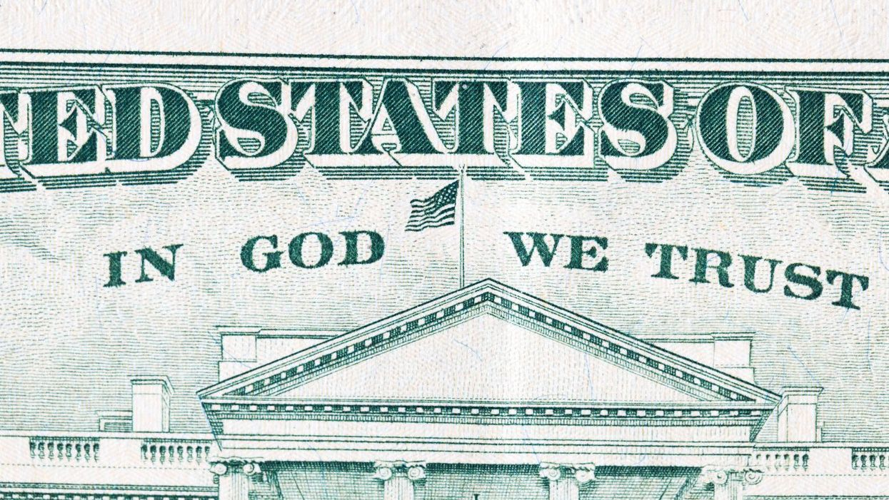 How 'in God we trust' bills are helping advance a Christian nationalist agenda