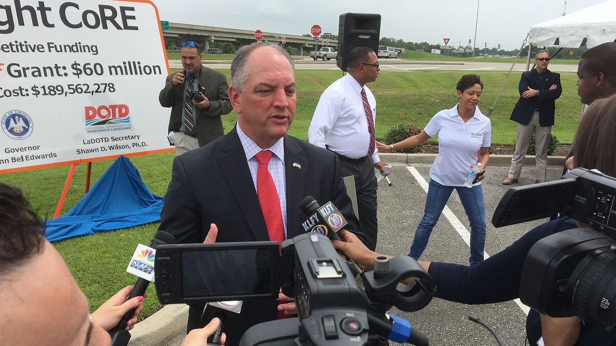 Louisiana GOP fails to override Democratic vetoes of voting restriction bills