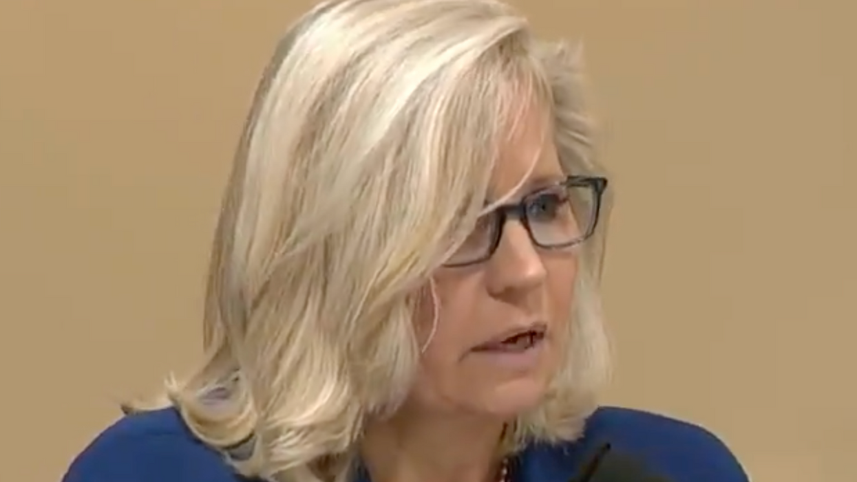 Liz Cheney makes clear she's targeting Trump in Jan. 6 investigation