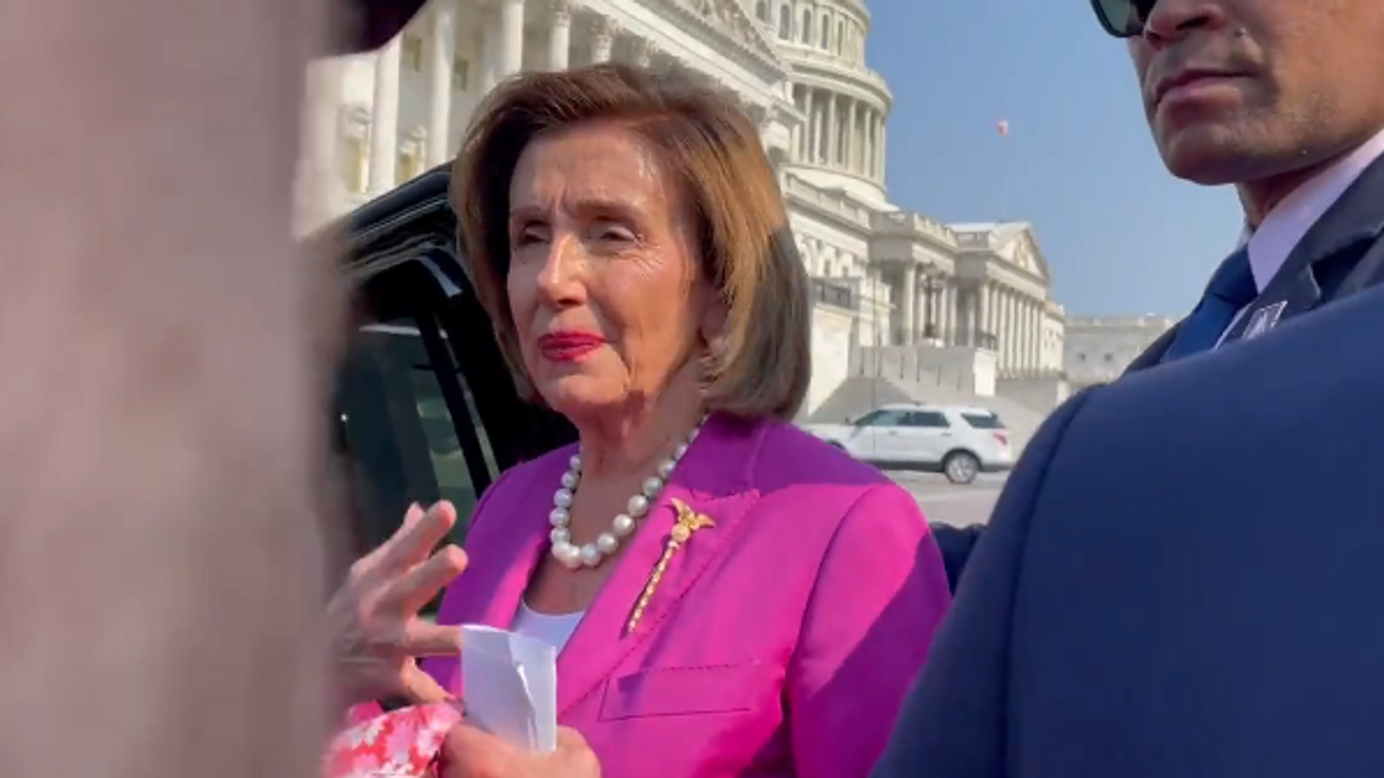 Nancy Pelosi loses her patience over Kevin McCarthy's anti-masker claims: 'He's such a moron'