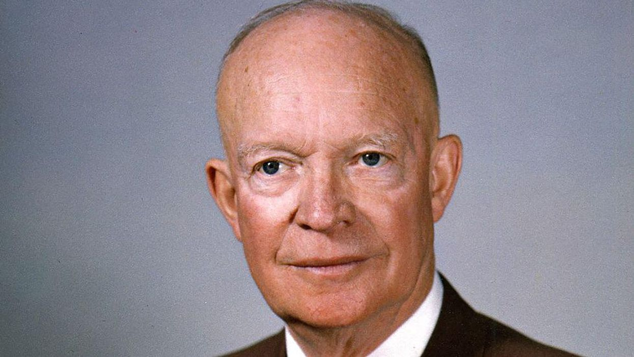 We failed to heed Eisenhower's dire warning — but here's how we can finally start to listen