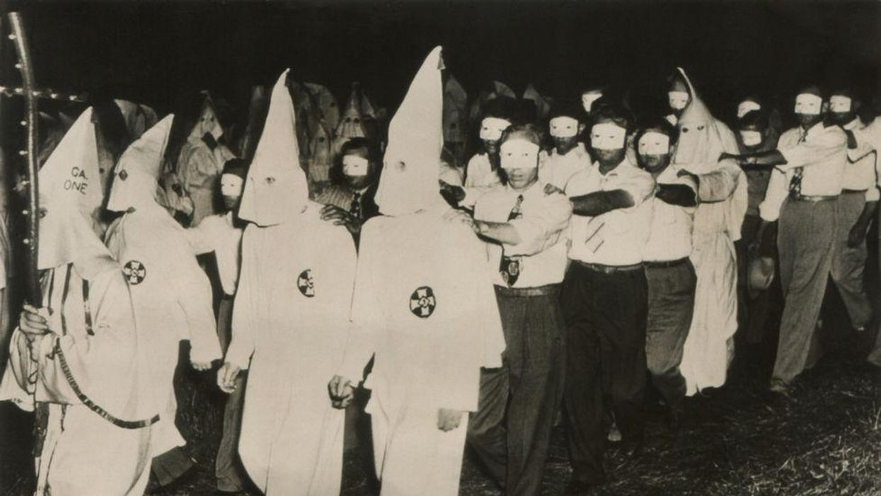 Texas Republicans push to remove a requirement that students learn the KKK and eugenics are 'morally wrong'