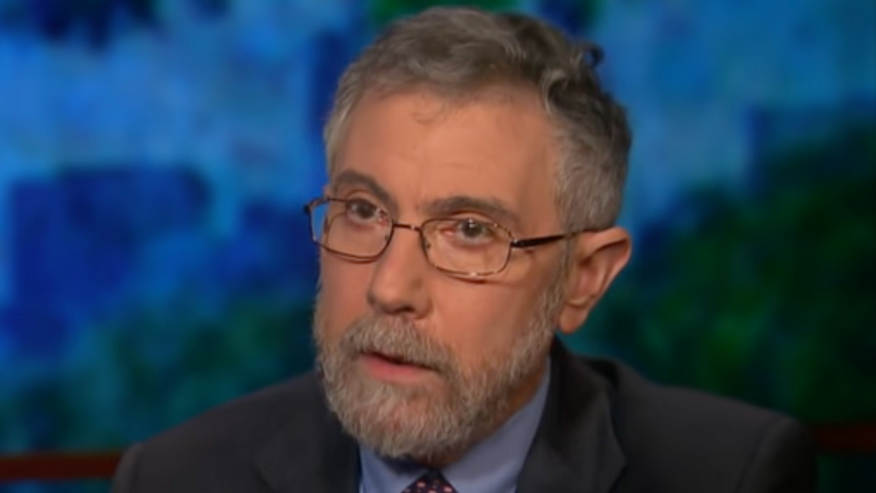 Paul Krugman explains how the GOP now resembles the parties of 'autocratic regimes'
