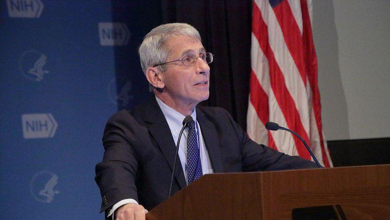 Kentucky GOP lawmaker compares Dr. Fauci to leader of the Jonestown Massacre