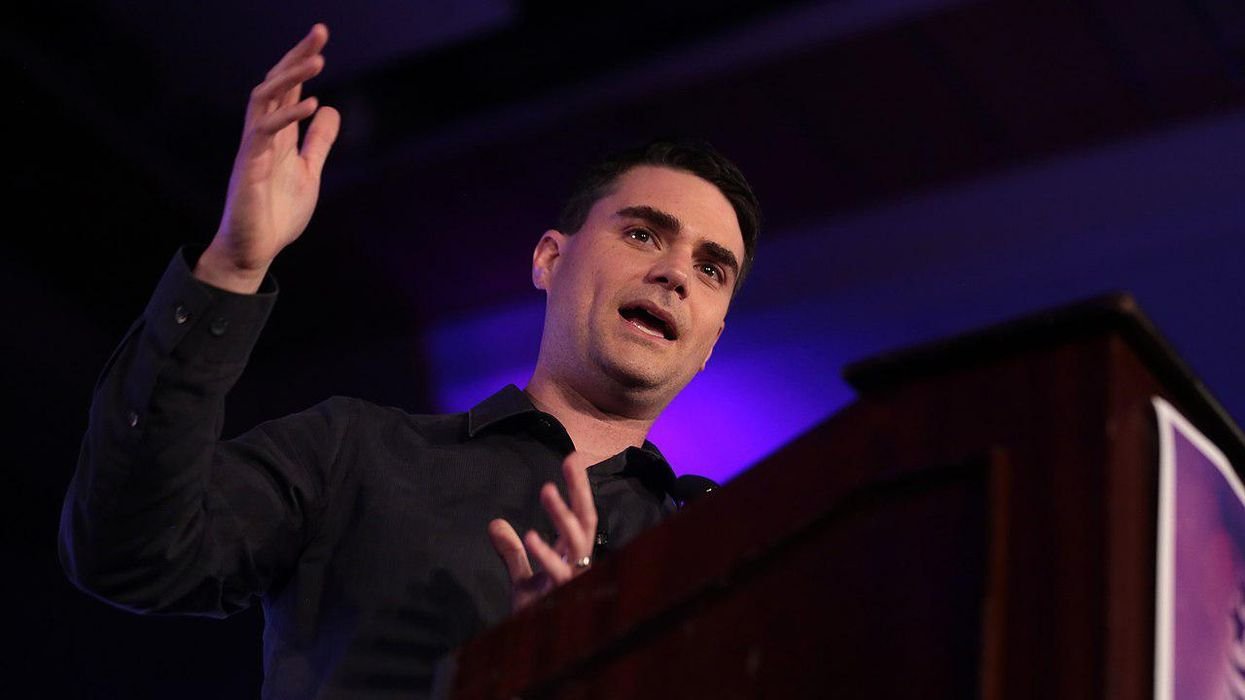 How conservative Ben Shapiro is 'riding the wave' of Trumpism and 'faux outrage' — even tho he promised he never would