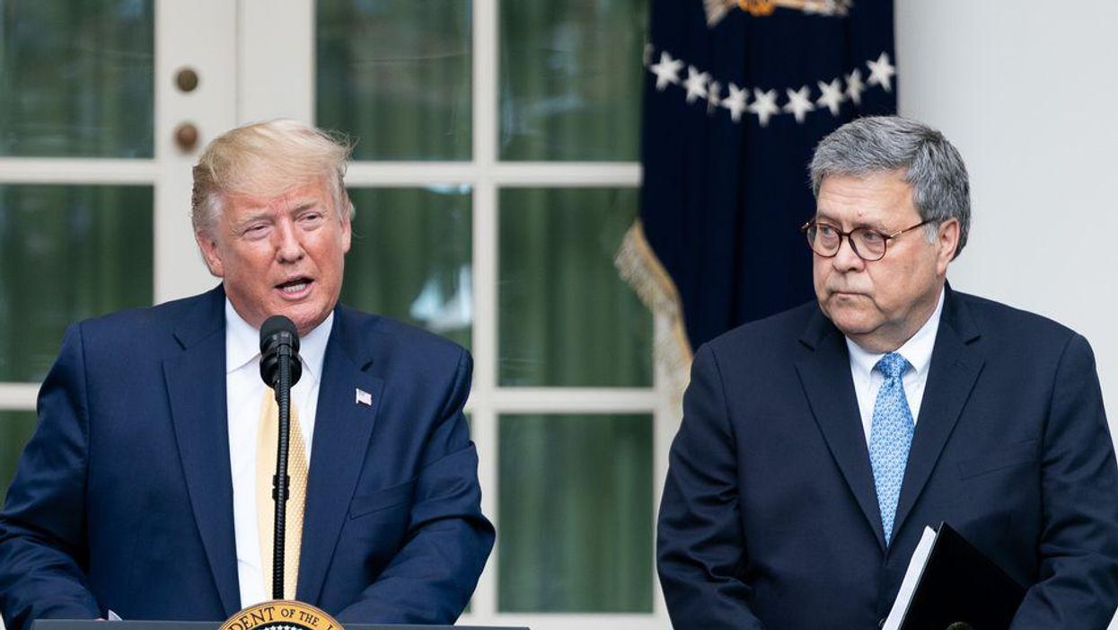 Bill Barr blamed Giuliani and 'walking disaster' former Nunes aide for Trump's first impeachment: authors