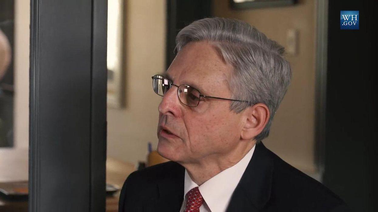 Law professor calls on Merrick Garland to reverse a 'deeply unjust' Trump-era asylum policy