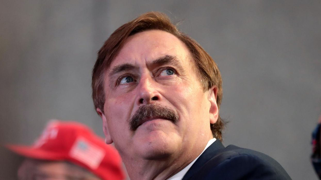 Mike Lindell's supposed bombshell about the 2020 election blows up in his face