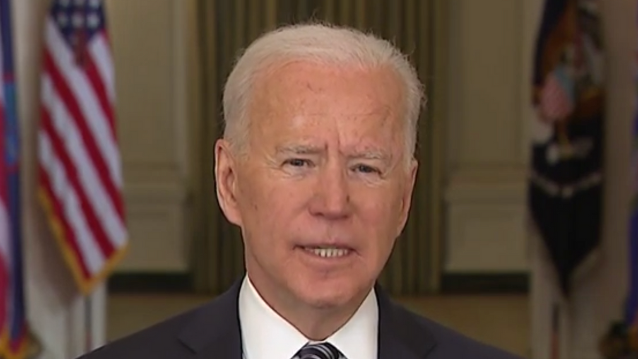 'I think he should resign': Biden and top Democrats come together to call on Cuomo to step down