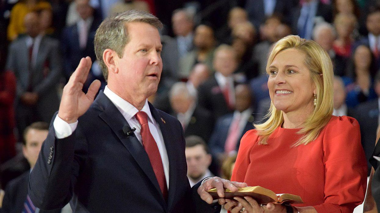 Brian Kemp vowed to welcome Afghan refugees in Georgia — and MAGA Republicans are losing it
