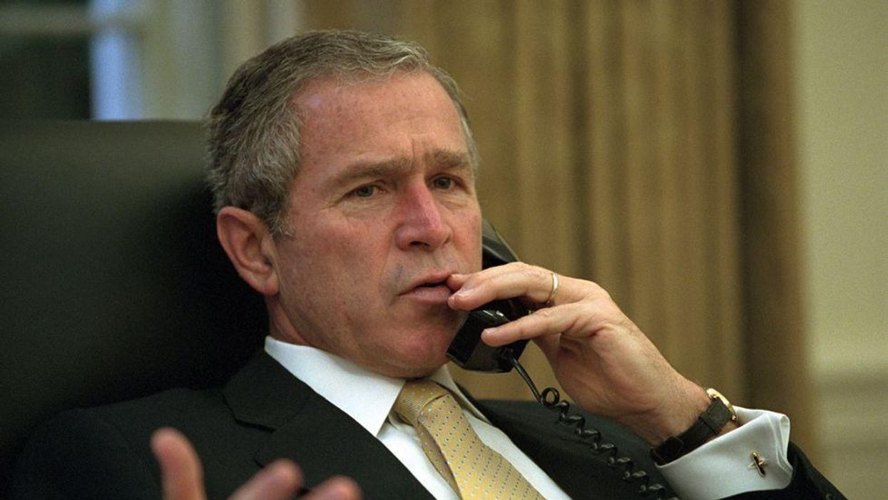 The Bush administration made a catastrophic mistake in Afghanistan in 2001 that still haunts us