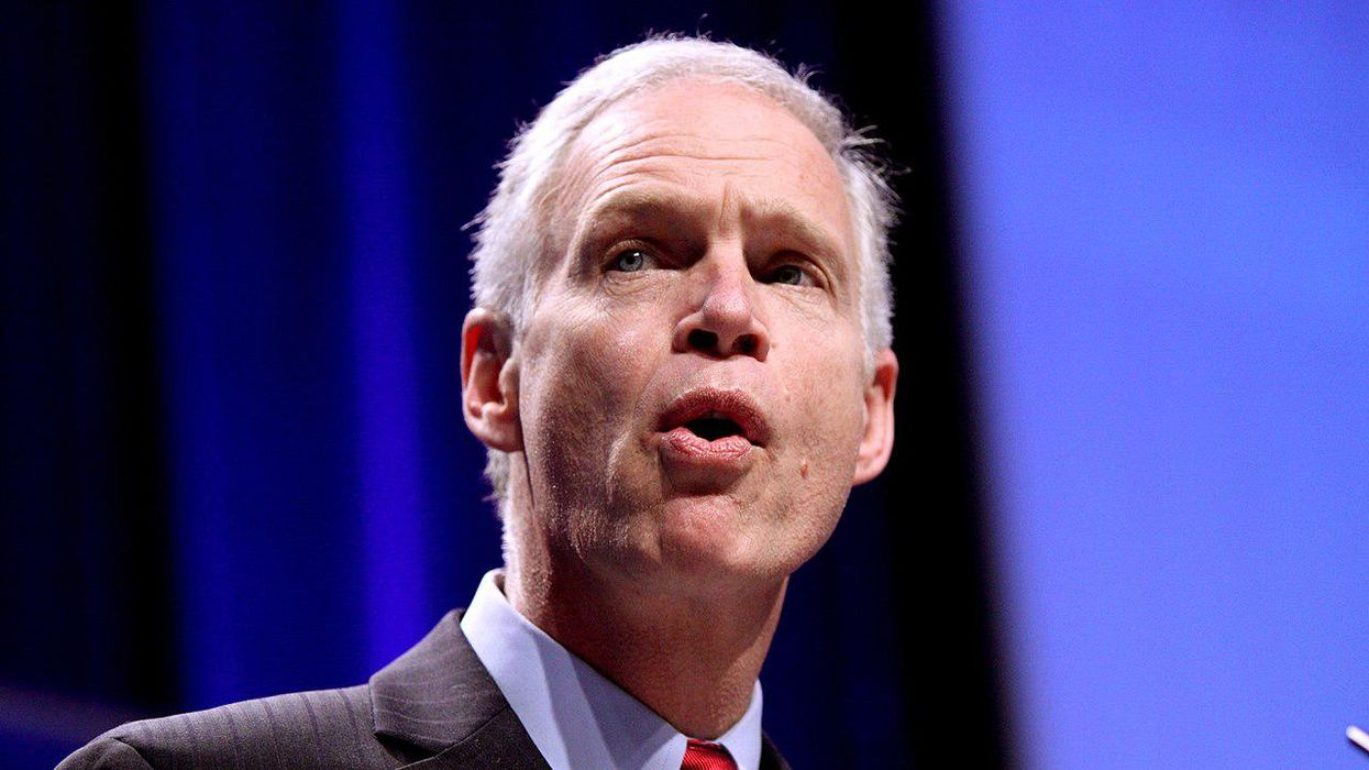 How Ron Johnson made the 2017 corporate tax cuts even worse