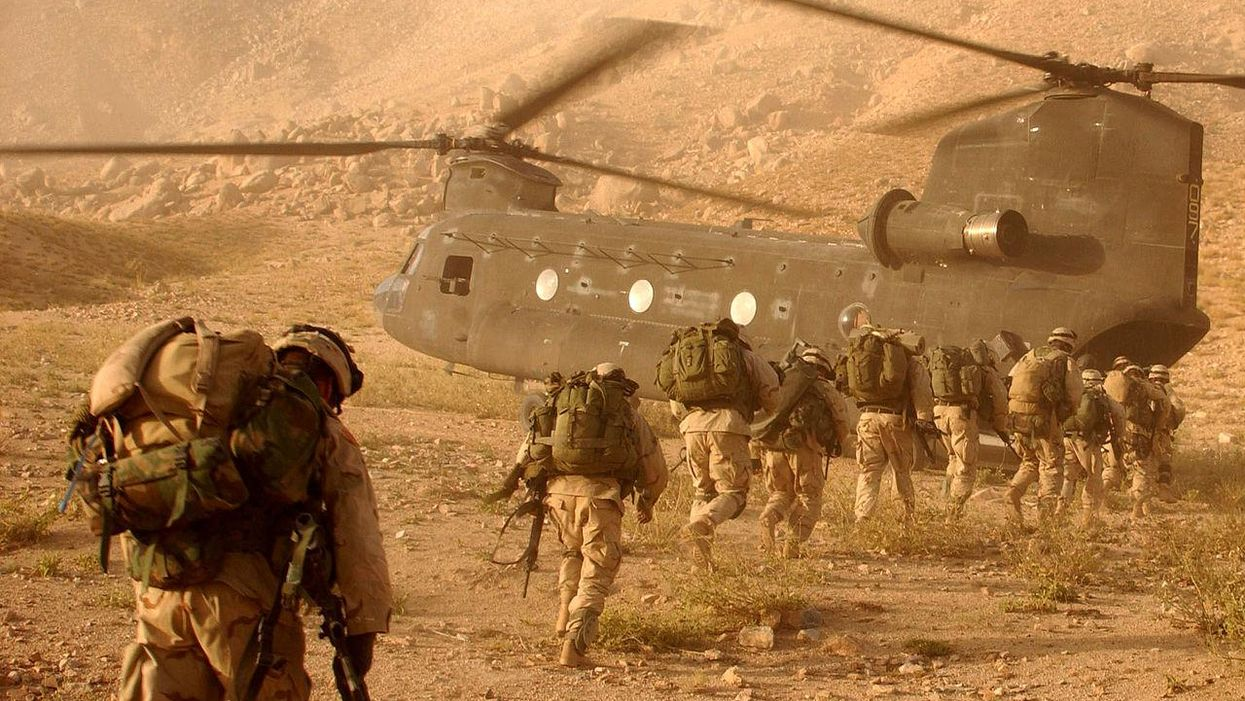 These 'anti-interventionist' veterans believe the US stayed in Afghanistan much too long