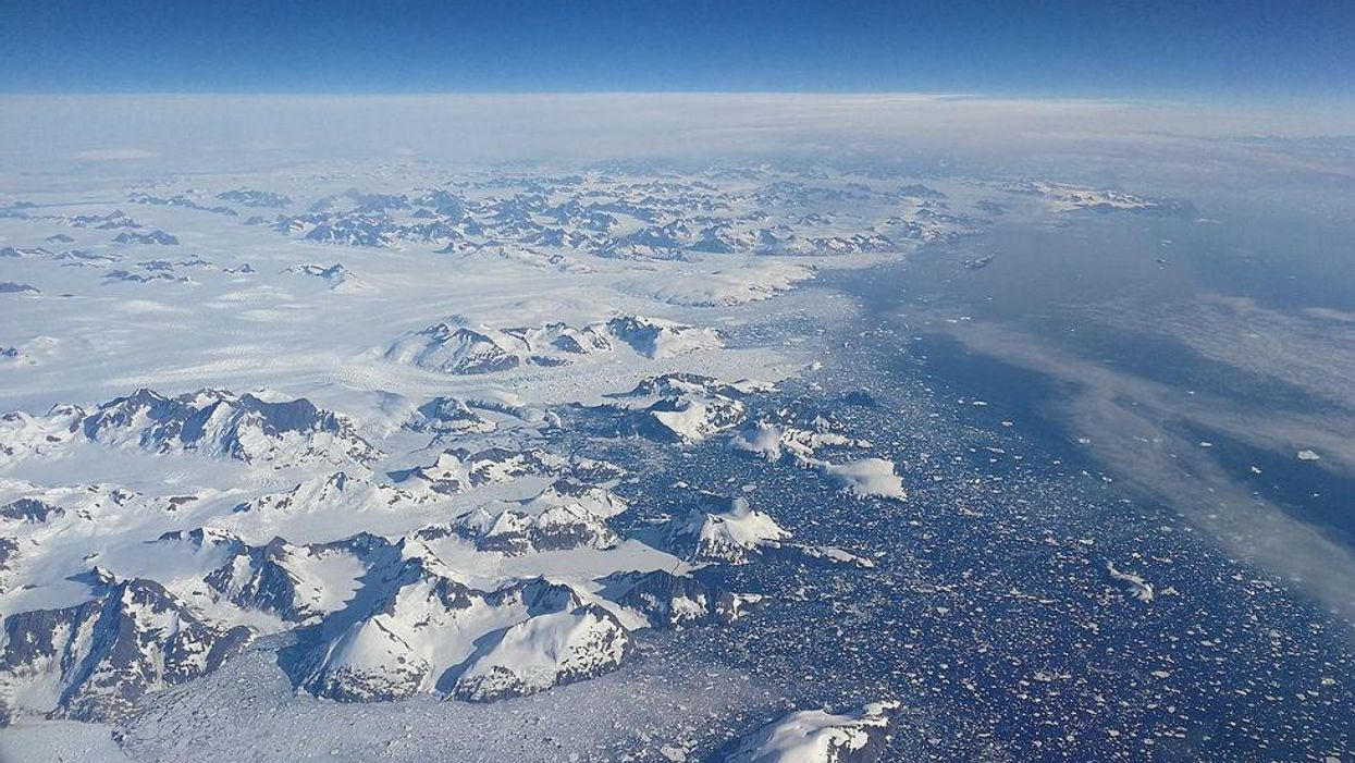 'This is unprecedented': Rainfall observed at peak of Greenland ice sheet for first time on record