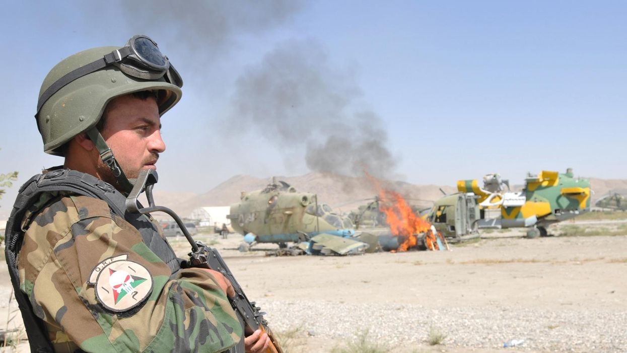 How the forever war will continue — even after the Afghanistan disaster