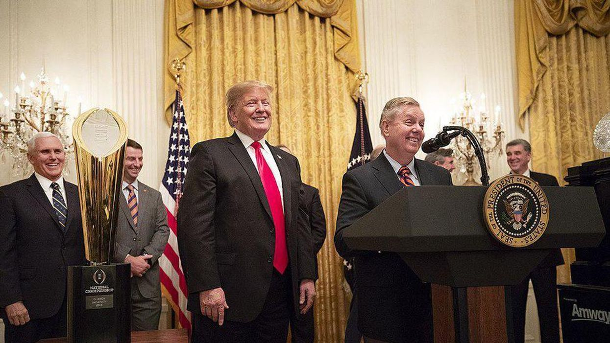 Report reveals the reason Lindsey Graham cannot divorce himself from the 'far reaches of Trumpism'