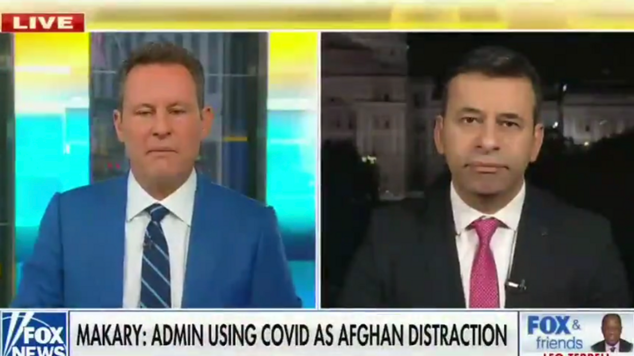 Fox News host falsely claims FDA vaccine approval came 'out of nowhere.' It's been imminent for weeks