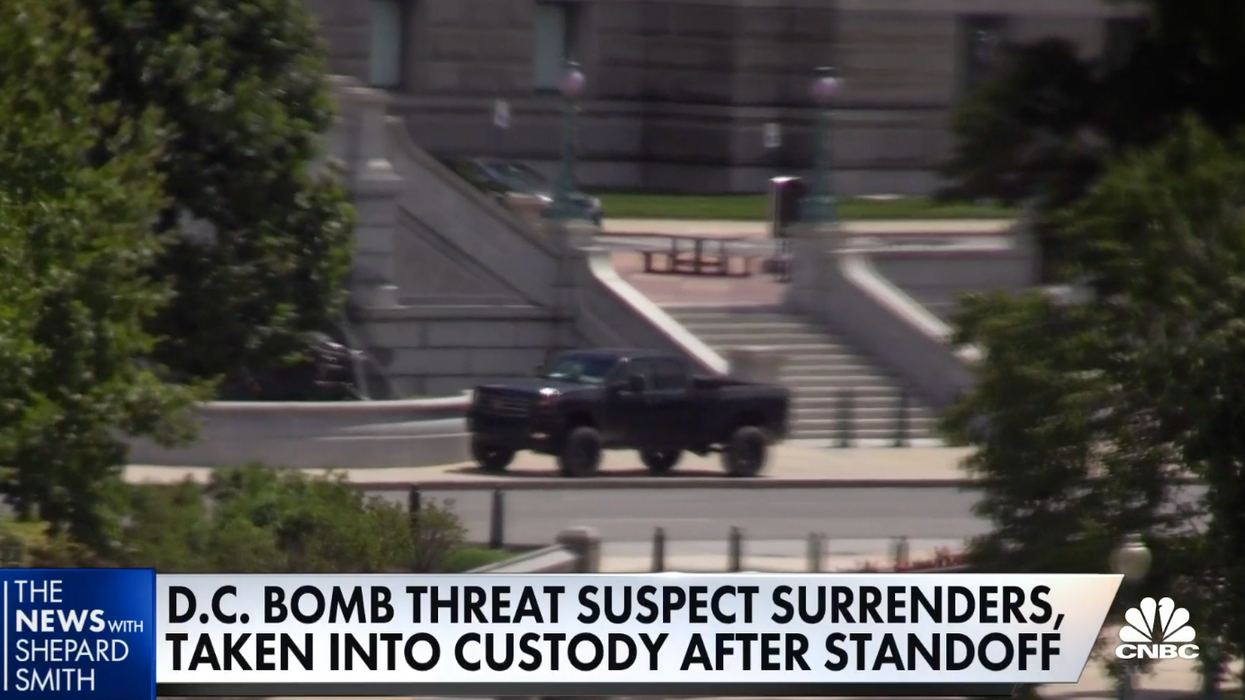 Dispelling the myth of the 'lone wolf': We can expect many more like the would-be D.C. bomber