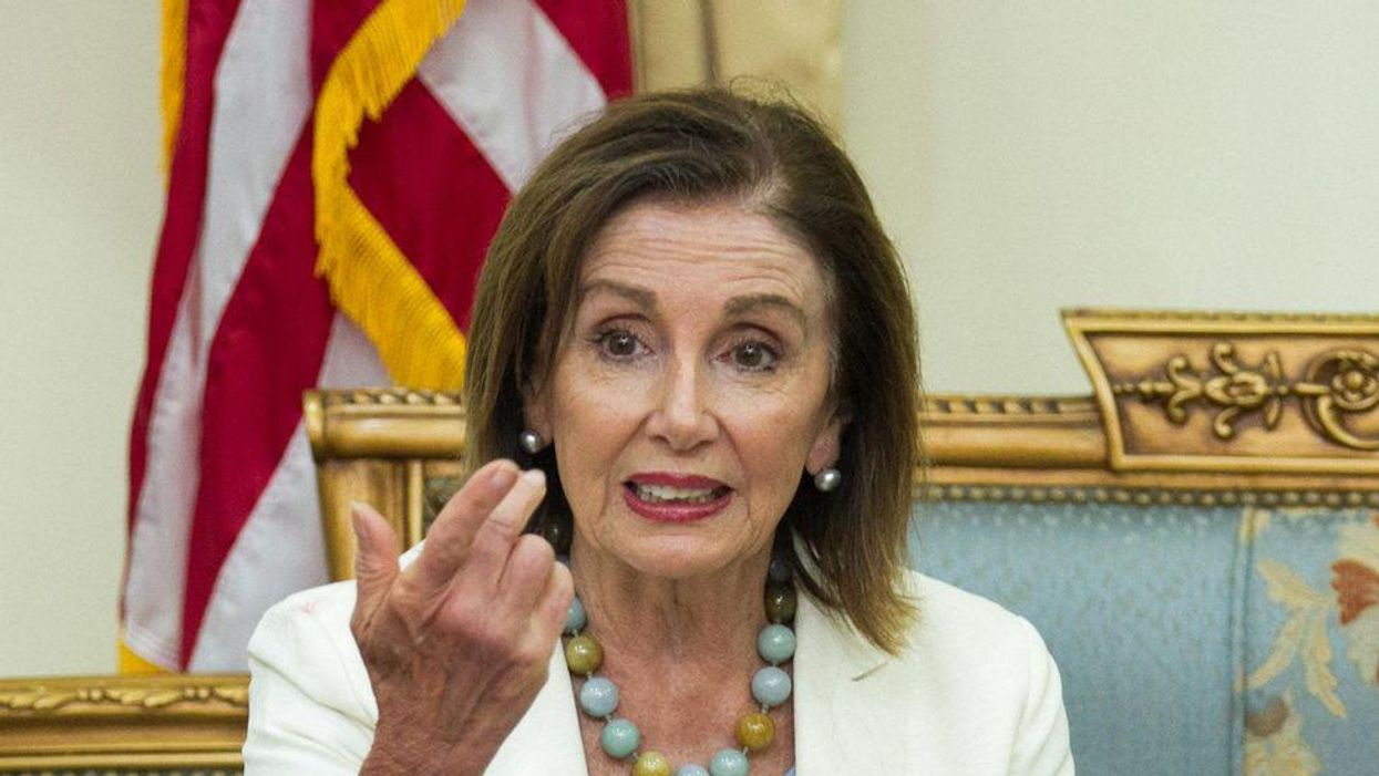 Nancy Pelosi runs over right-wing Dems as House approves $3.5 trillion budget blueprint