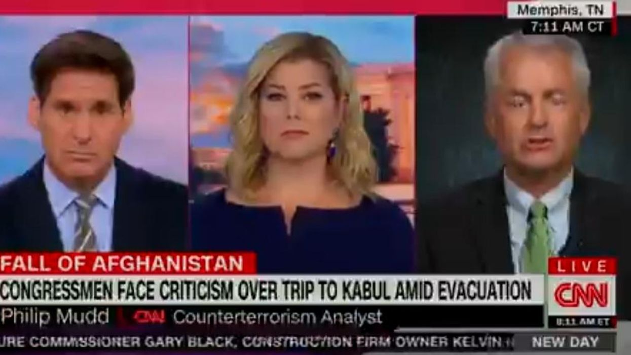 'Reprehensible': Ex-CIA counter-terrorism official unleashes fury on two lawmakers' unauthorized trip to Afghanistan