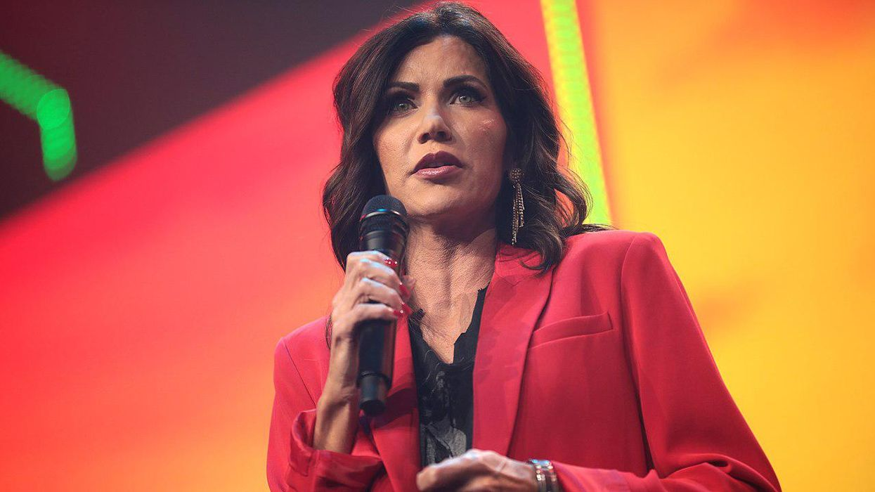 Why Kristi Noem now joins the ranks of Greg Abbott and Ron DeSantis as one of America's 'worst governors'