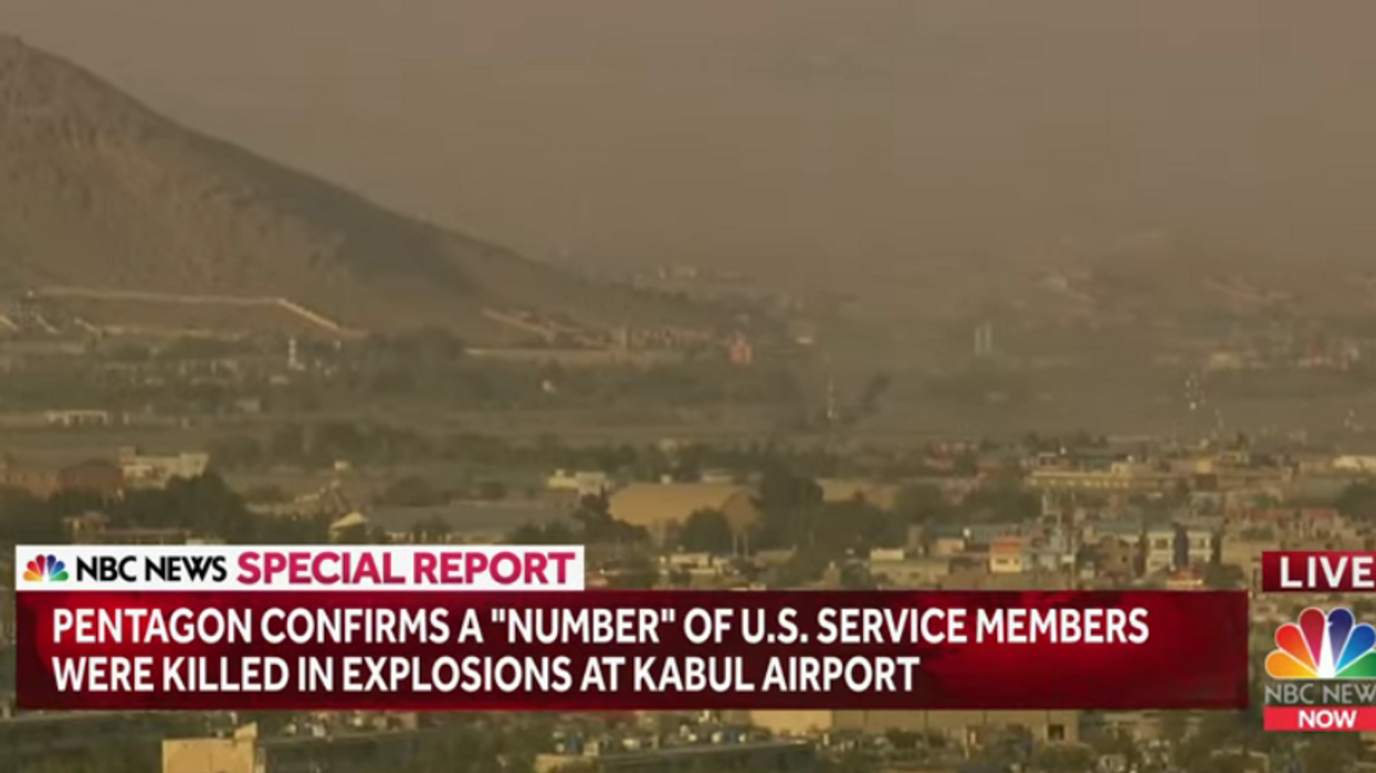 Kabul airport explosion claims lives of four US Marines amid evacuation chaos: WSJ