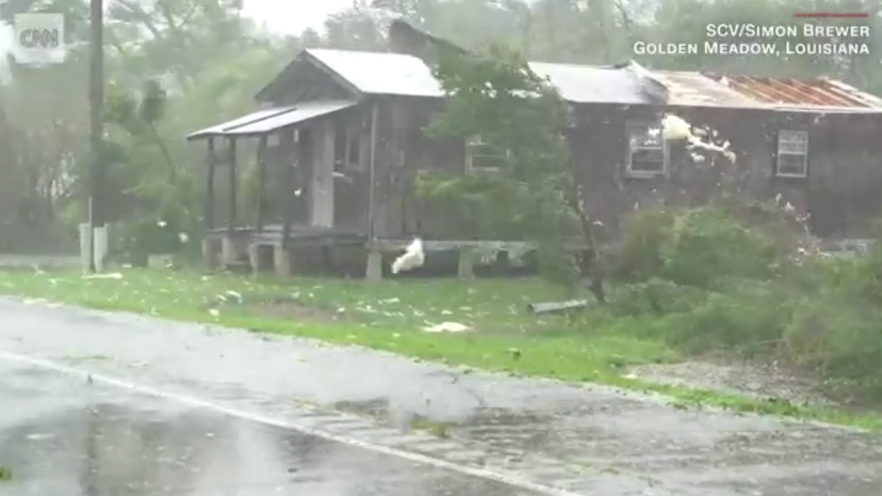 Hurricane Ida deemed a 'poster child' for climate disaster as storm slams Louisiana