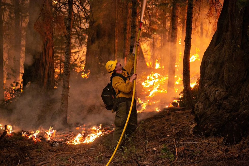 Why a top California fire expert is so worried about Caldor fire as it approaches Tahoe