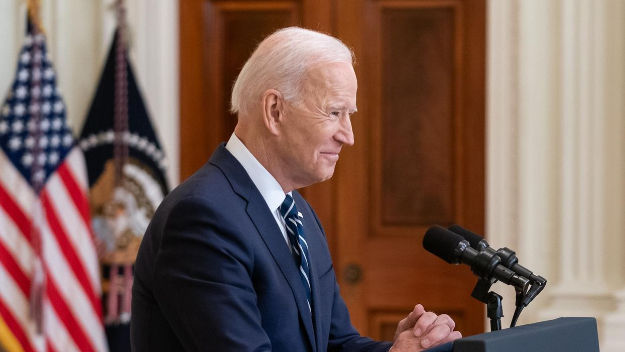 Biden gives a powerful response to critics as US leaves Afghanistan: 'Not going to extend this forever war'