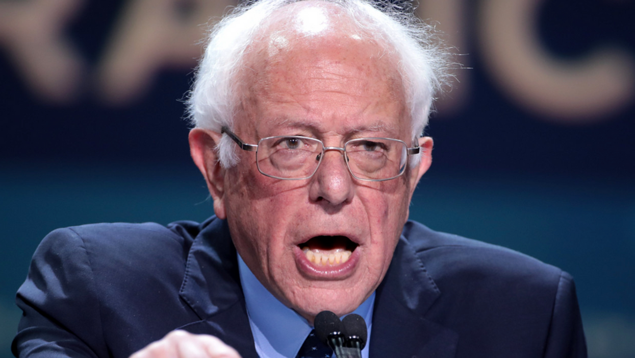 New report details a 'massive lobbying blitz' against Biden's agenda — but Sanders has a warning for them