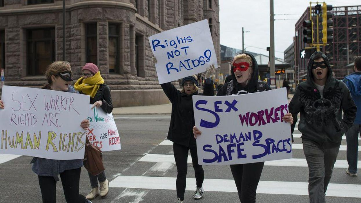 Progressives should add sex worker rights to their agenda — it's a matter of social justice
