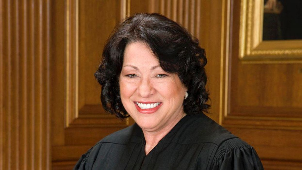 'Stunning': Justice Sotomayor writes a furious dissent as the Supreme Court lets Texas violate Roe v. Wade
