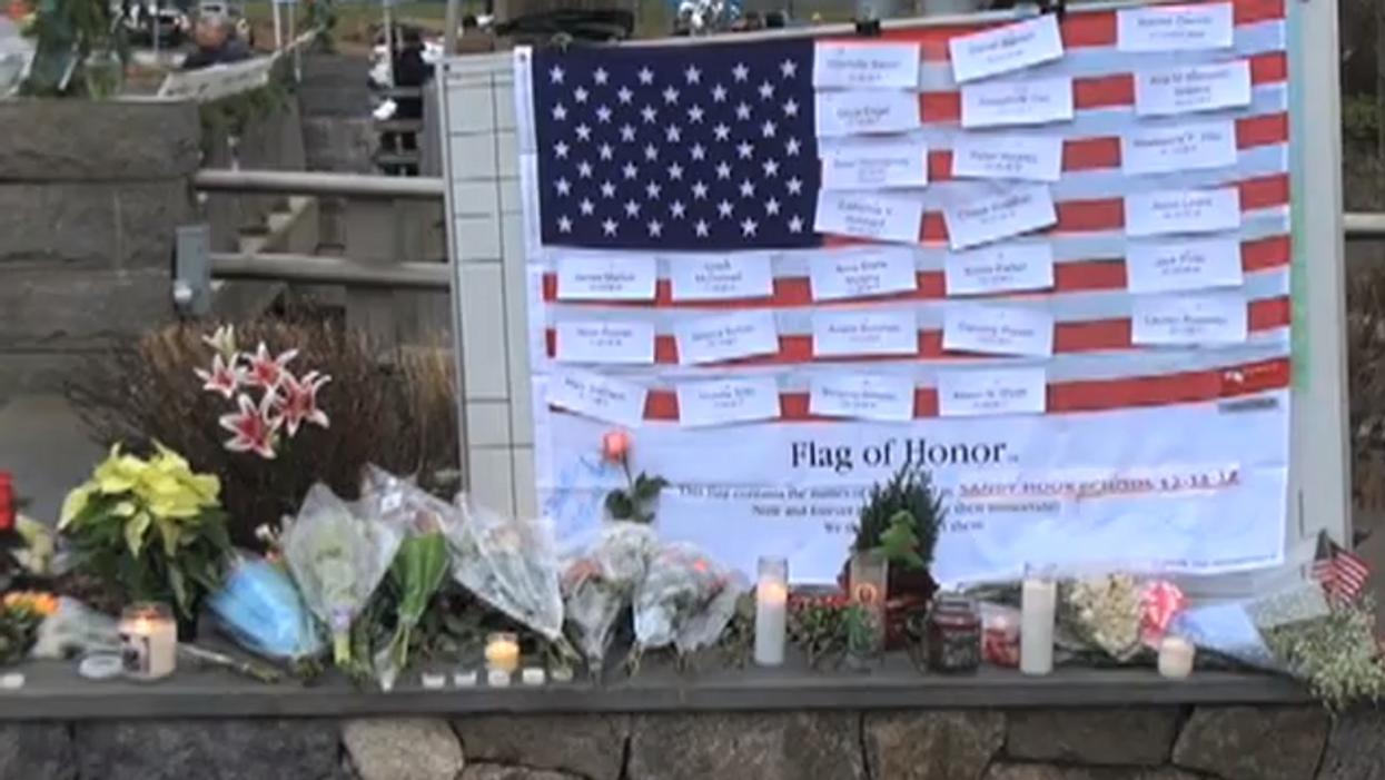Remington subpoenas five dead children's report cards in Sandy Hook families' lawsuit
