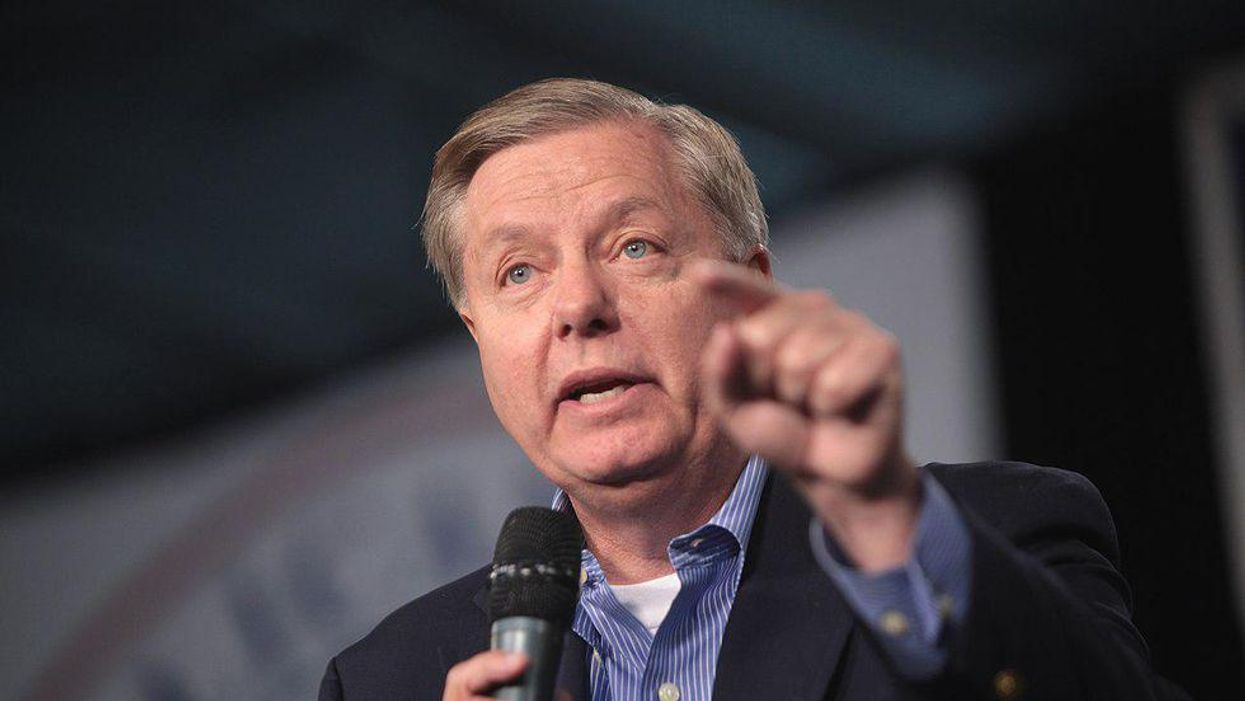 Trump and Lindsey Graham election tampering investigation in Georgia drawing to a close: report